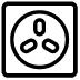 horno funciones iconos