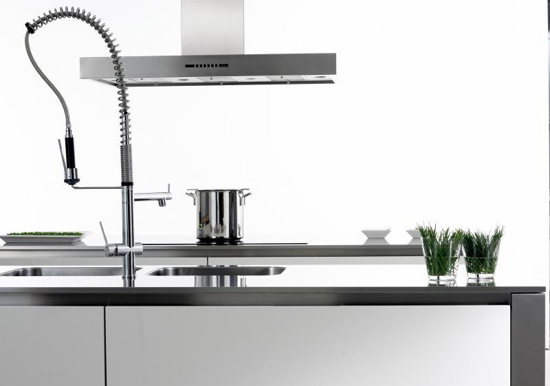 Escoge la mejor encimera para tu cocina la casa tecno - Encimeras de corian precios ...