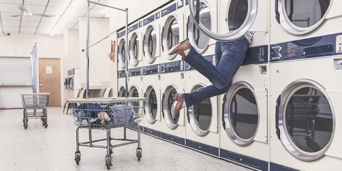 errores comunes al poner la primera lavadora