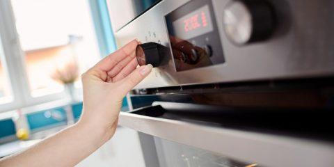 funciones del horno iconos