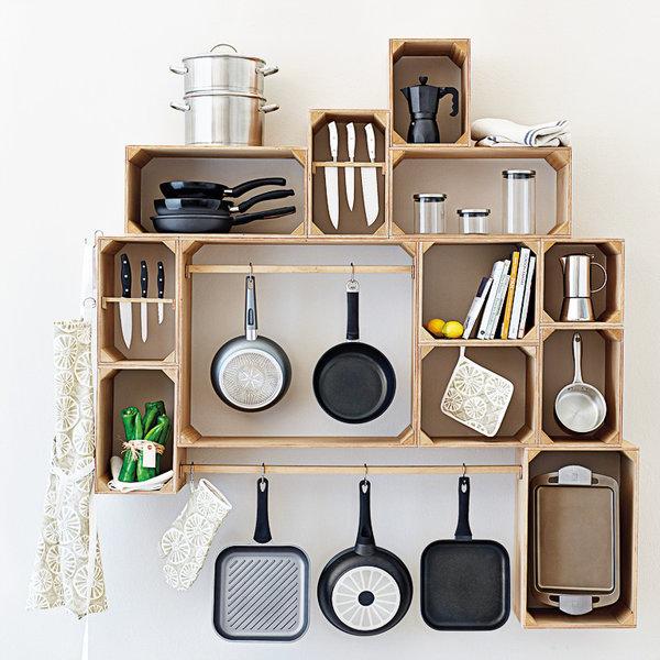utensilios de cocina en el lavavajillas