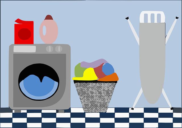errores comunes al poner la lavadora