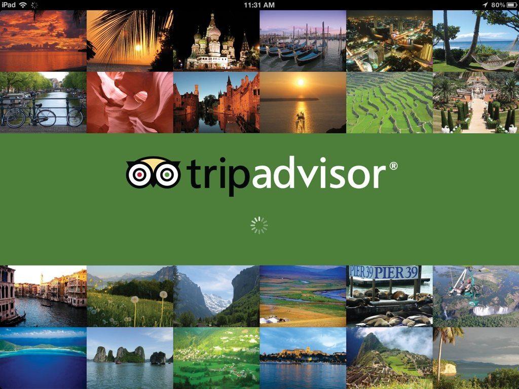 aplicaciones para viajar tripadvisor