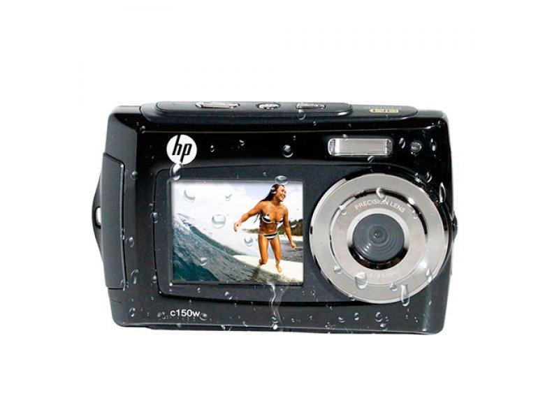 cámara de acción HP