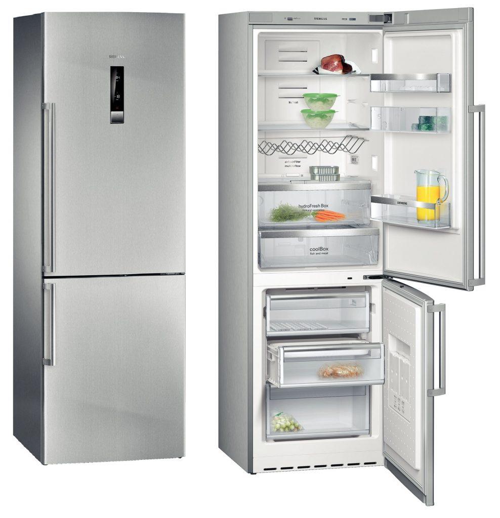 Puedes elegir tu frigorífico tradicional con dos puertas