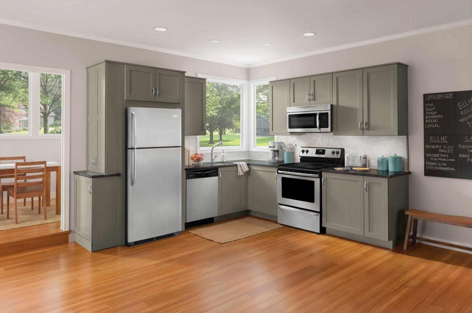 Principales marcas de microondas la casa tecno for Decoracion de cocinas modernas fotos