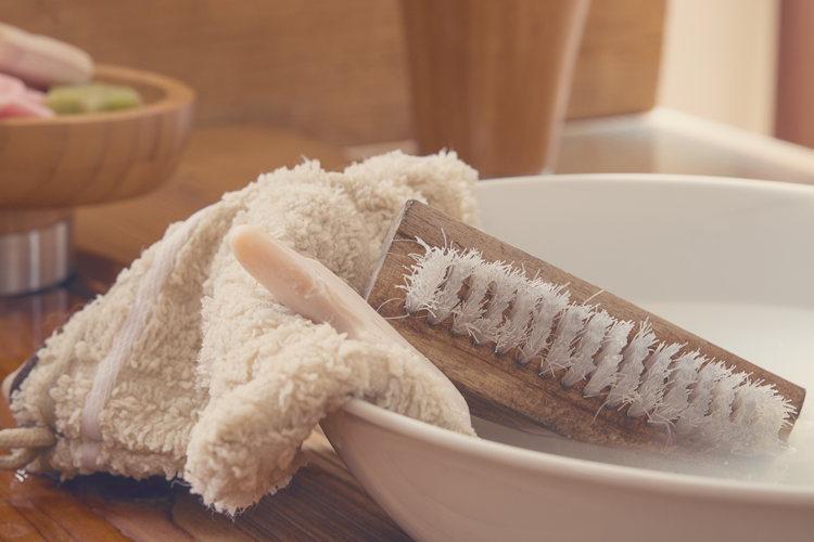 Elaborar jabón líquido para lavadora es escológico