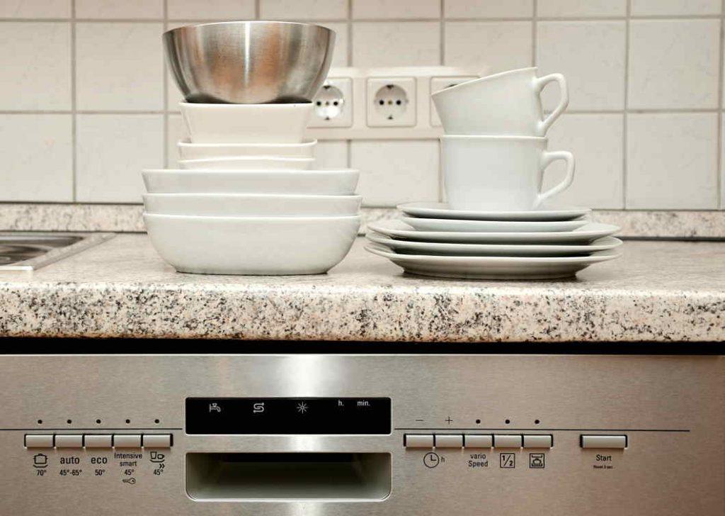 utiliza más el lavavajillas