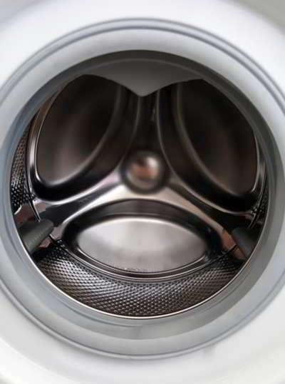 Como limpiar una lavadora con vinagre: la goma