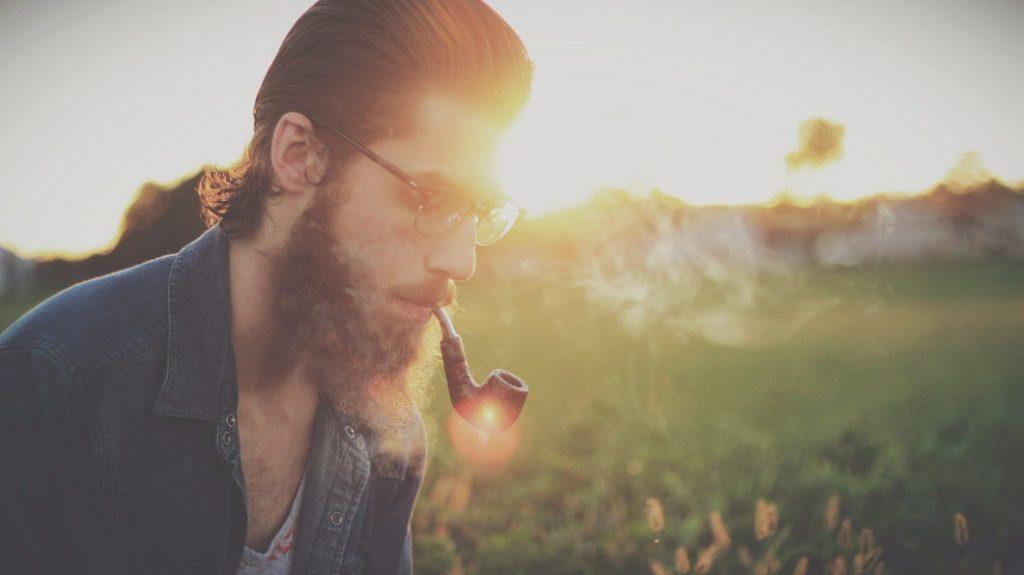 Barba de hipster