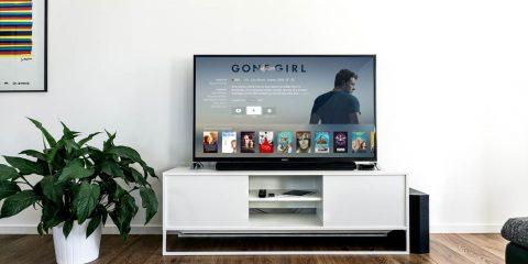 Con la Smart tv podrás disfrutar de las mejores series