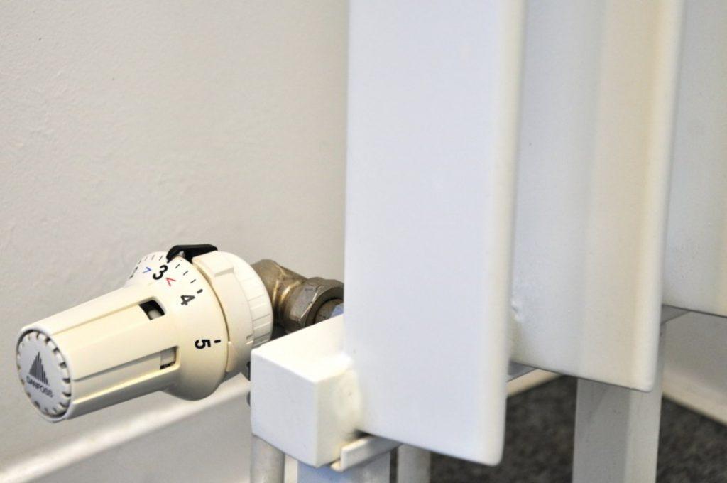 Los radiadores eléctricos permiten regular la temperatura