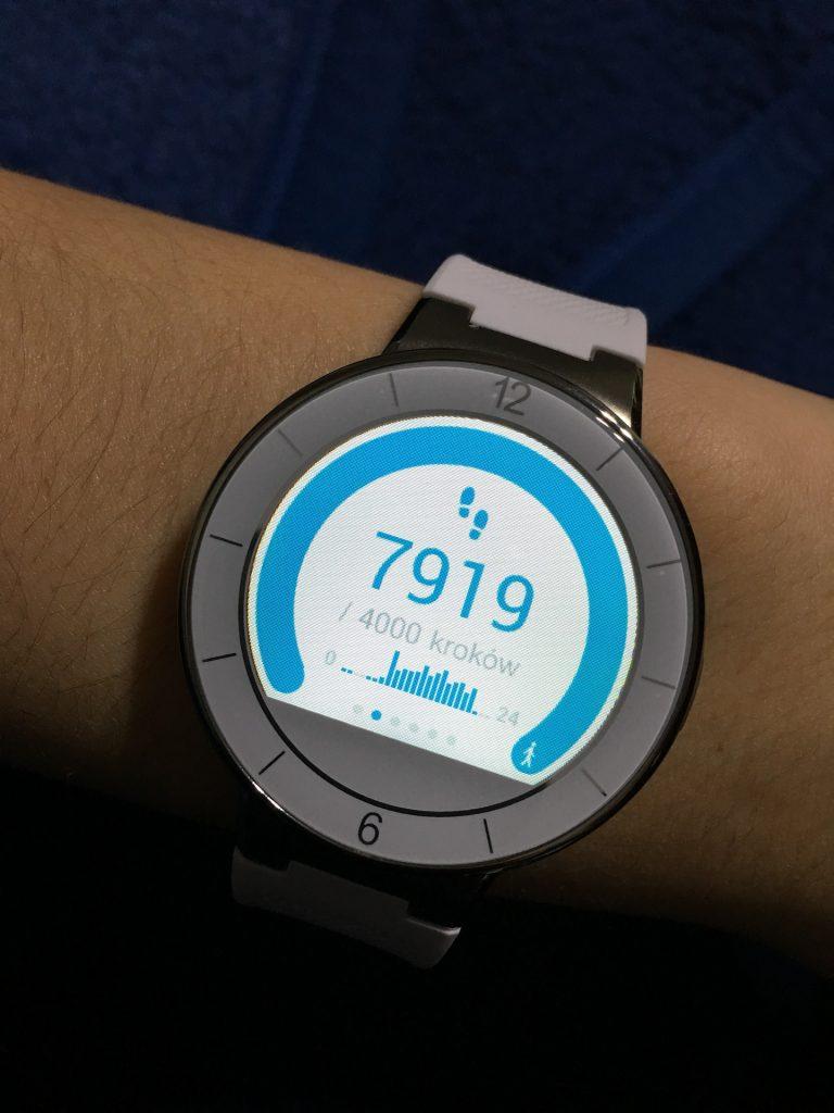 Gadgets para correr medidores de actividad