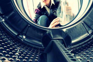 mal olor de la lavadora