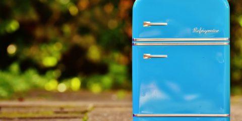limpiar un frigorífico por dentro