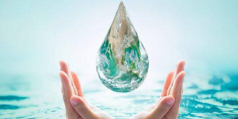 consumo de agua en la lavadora
