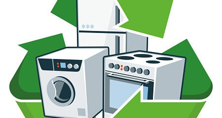 deshacerte de tus electrodoméstico