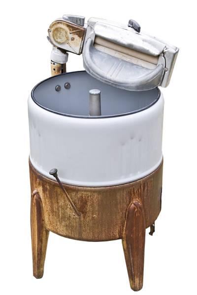 Invención de la lavadora