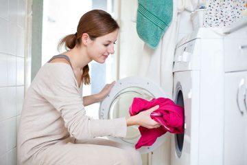 Lavadoras con función de secado
