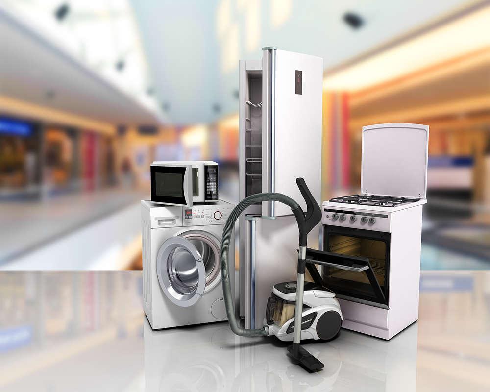 reparaciones de los electrodomésticos