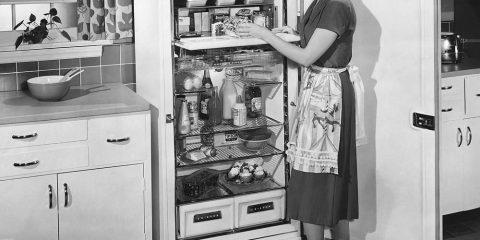 Invención del frigorífico
