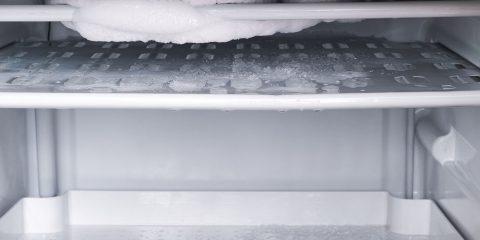 Placas de hielo en tu frigorífico