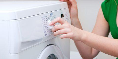 Lavadora pierde fuerza