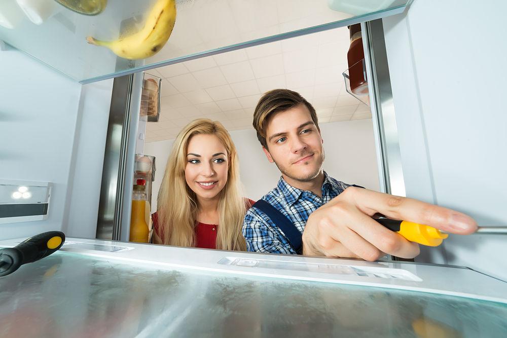 Tu frigorífico pierde agua