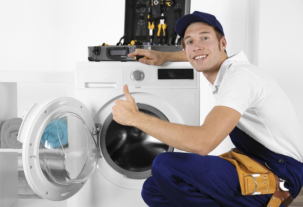 Tu lavadora pierde agua