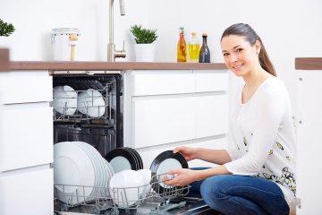 El vinagre para la limpieza de tu lavavajillas