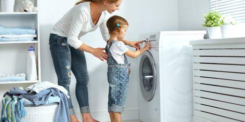 Lavadoras que lavan mejor