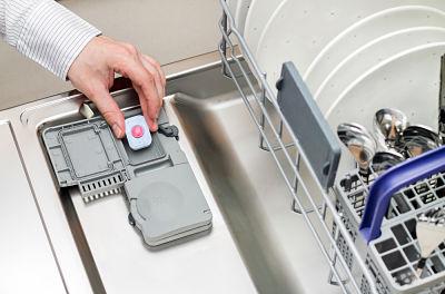 El lavavajillas no seca bien