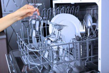 Exceso de cal en tu lavavajillas