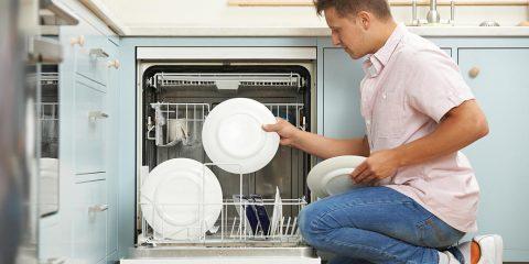 Lavavajillas de libre instalación