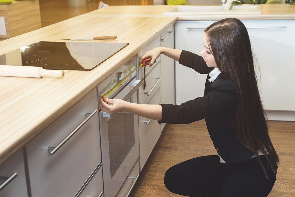 Lavavajillas y horno
