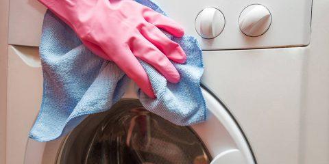 Limpiar la lavadora por dentro