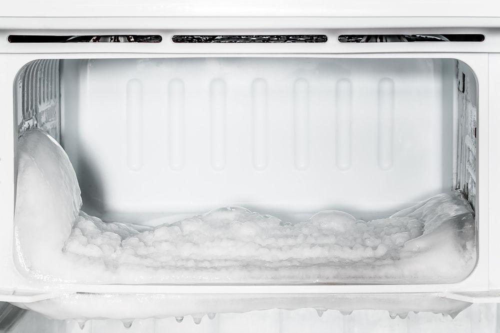 Por qu mi congelador hace hielo la casa tecno - Temperatura freezer casa ...