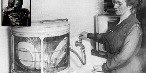 Quién inventó el lavavajillas
