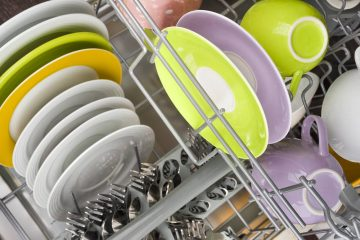 lavavajillas ecológico