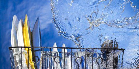 cómo funciona el lavavajillas
