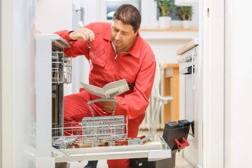 desatascar el lavavajillas
