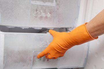 descongelar el congelador