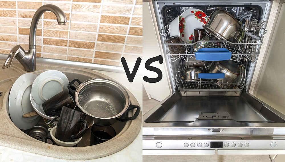 lavavajillas huele a quemado cambiar - la casa tecno