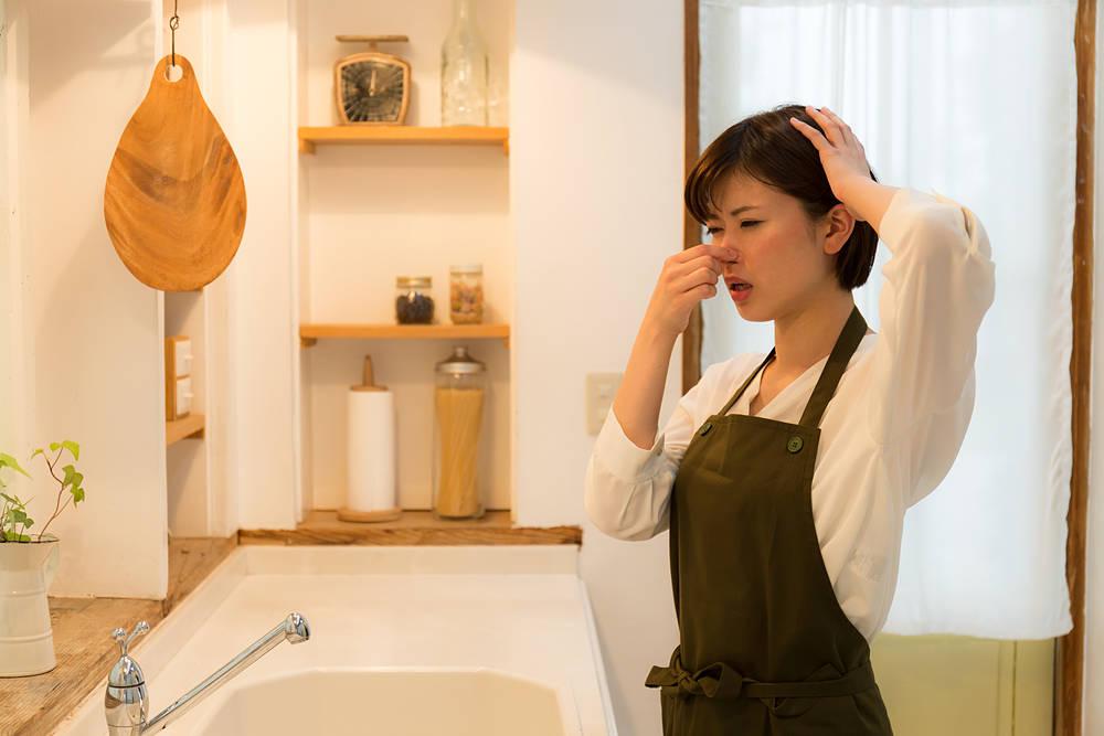 lavavajillas huele a quemado - la casa tecno