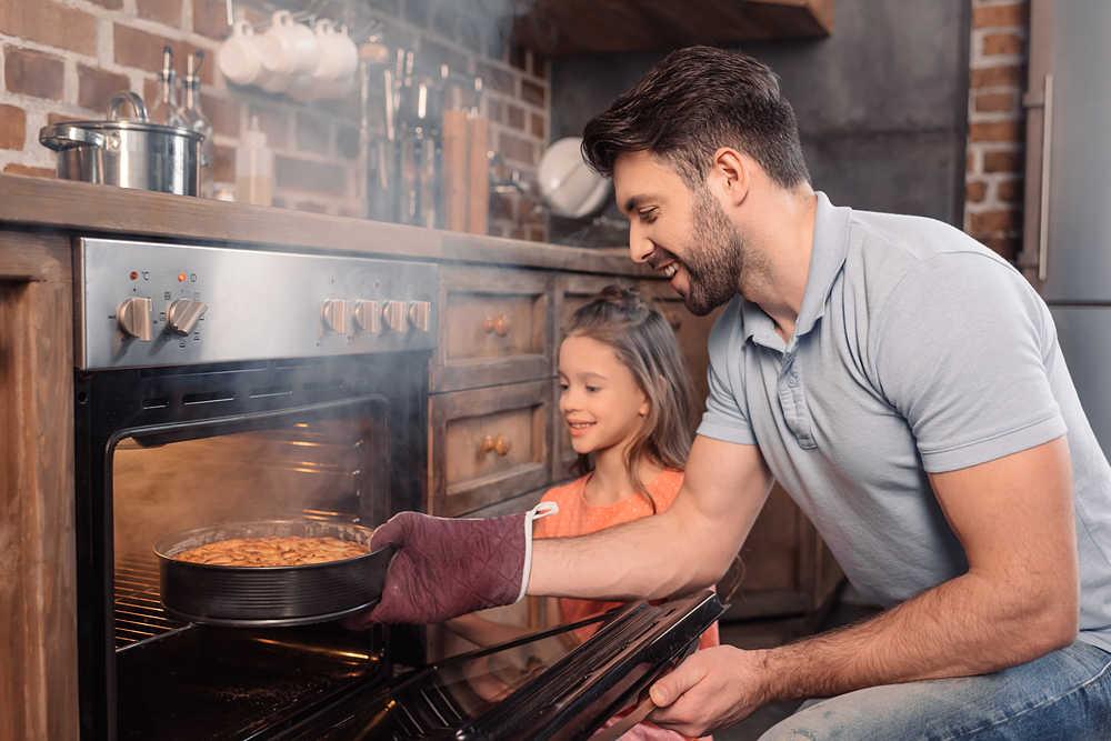 recetas al horno - La Casa Tecno