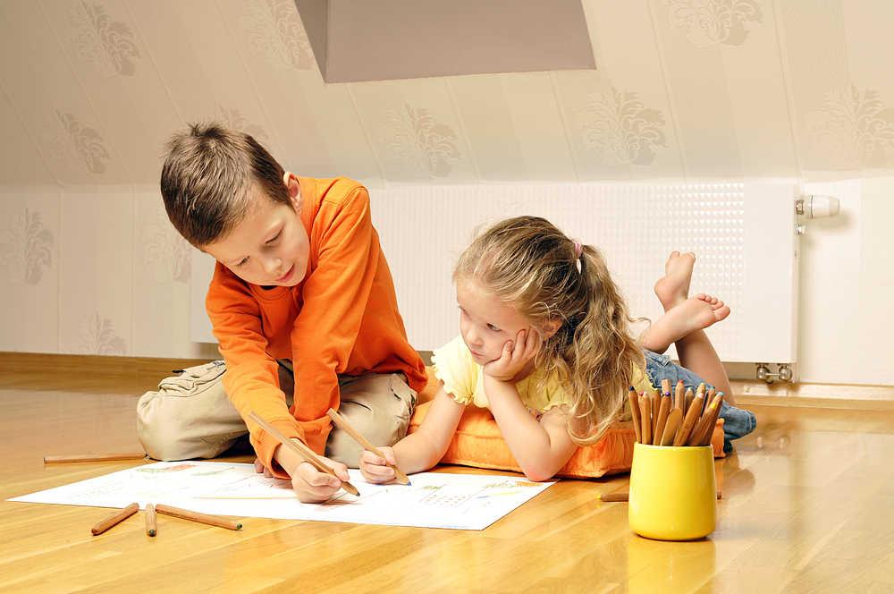 tipos de radiador eléctrico - niños - La Casa Tecno
