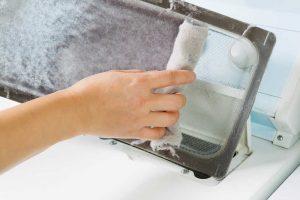 ventajas de las secadoras - filtro - La Casa Tecno