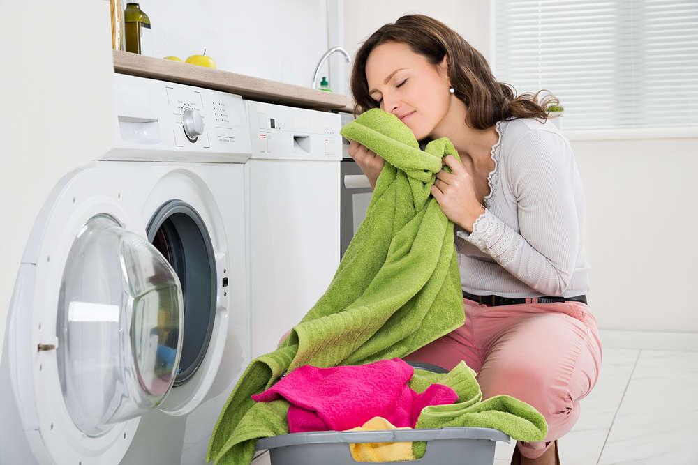 ventajas de las secadoras - olor - La Casa Tecno