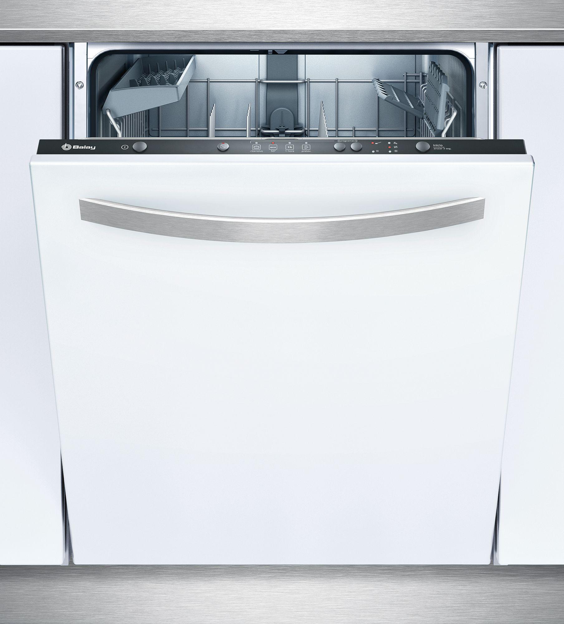 lavavajillas de media carga
