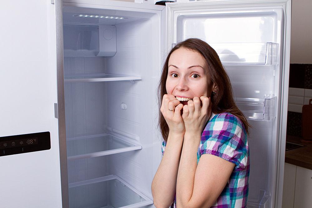 estrenar el frigorífico